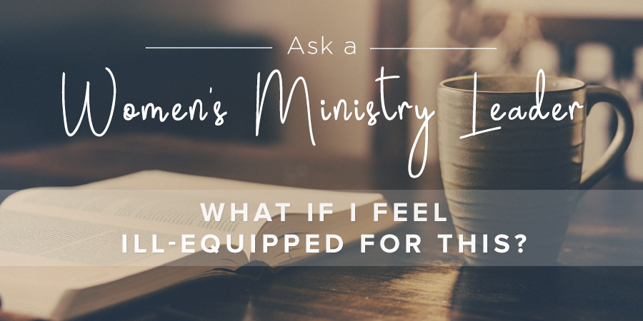 Ask a Women's Ministry Leader: Guest Post